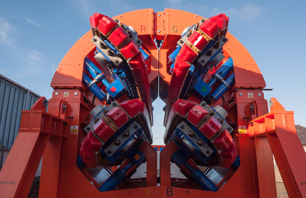 MDL Pipelay Tensioner Offshore Service