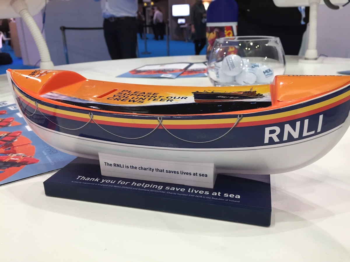 MDL converts Expo leads to RNLI cash