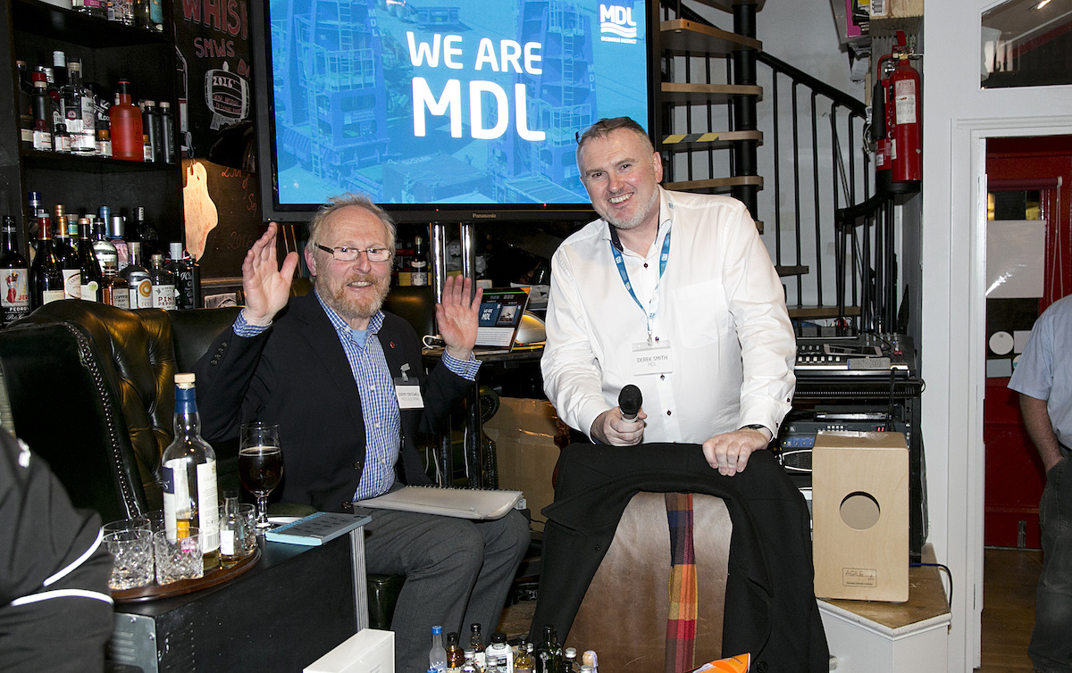 Mdl Subsea Expo Fundraising Event