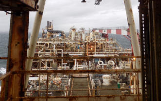 MDL Marine Services carry out FPSO works