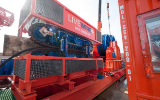 MDL delivers first LiveWire spread