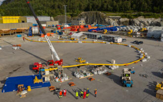 MDL delivers transpooling package to TechnipFMC
