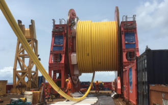MDL delivers West Africa SURF installation with DeepOcean