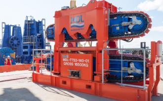 MDL awarded California pipelay job