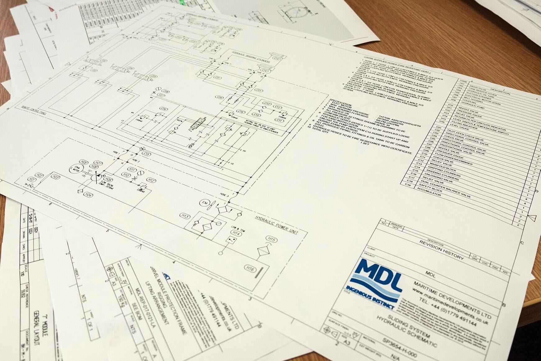 MDL Schematic