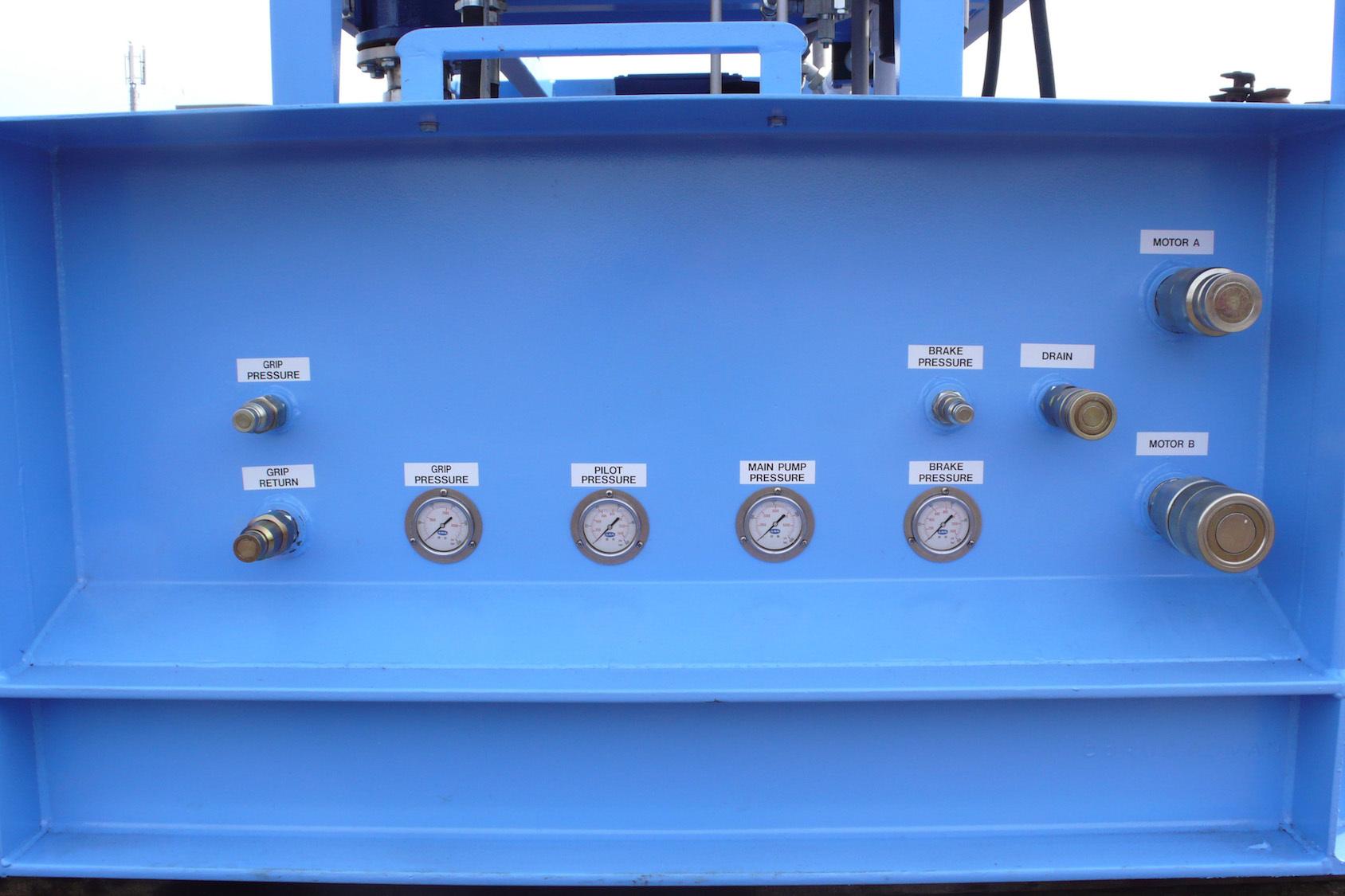 MDL hydraulic system