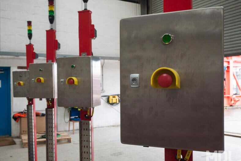 Safety Control units