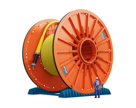 Mdl 150Te pipe tensioner
