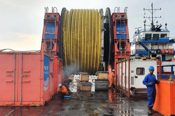 Terminal pipeline replacement