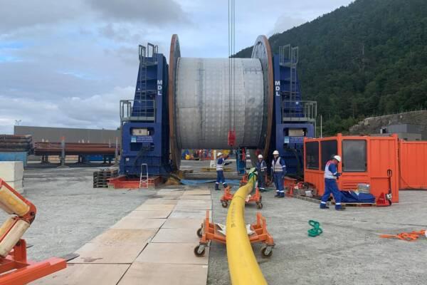 MDL 4-Track Tensioner Offshore Service