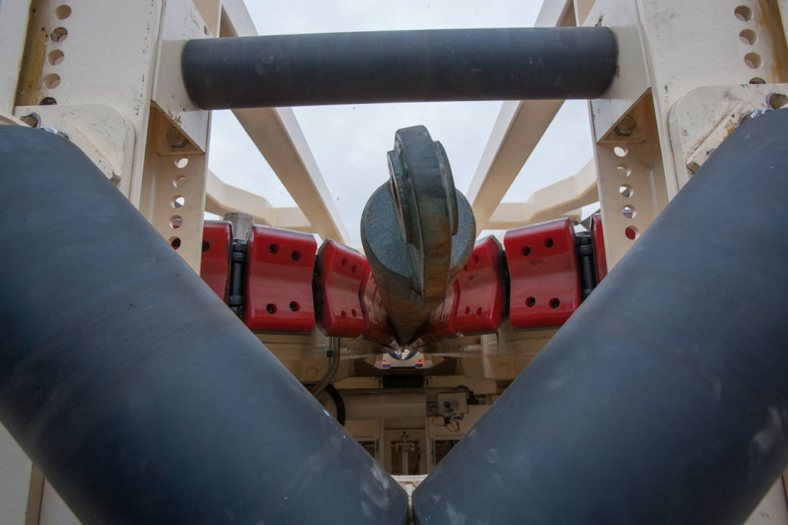 MDL 2 Track Pipelay Tensioner TOWL