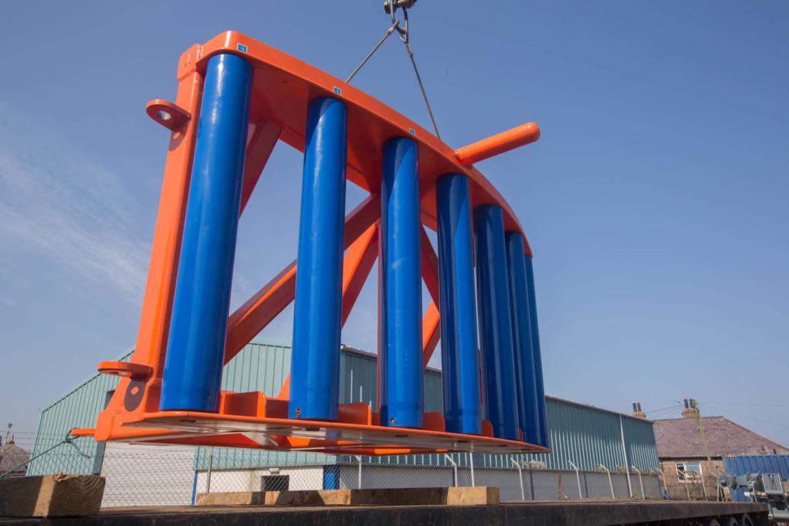 MDL Deck Deflector
