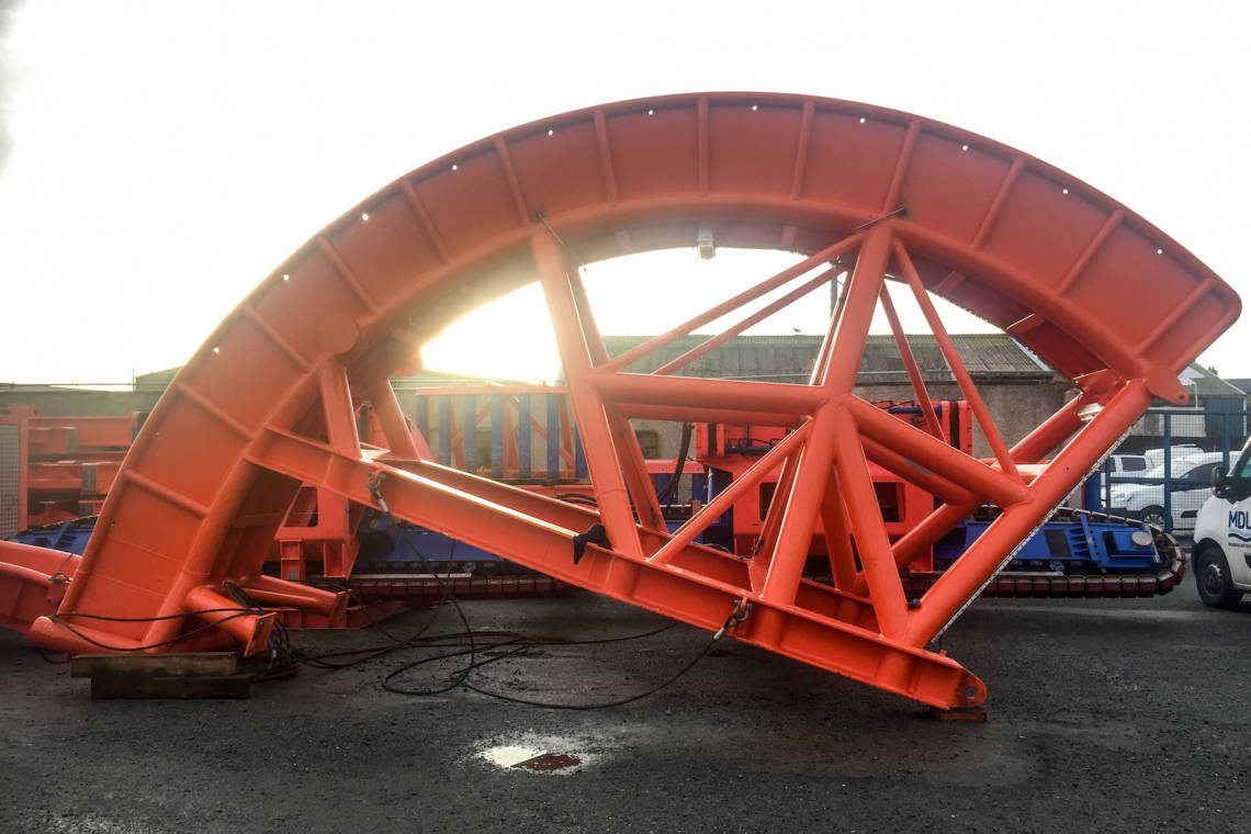 Mdl 4 5M Overboarding Chute 2