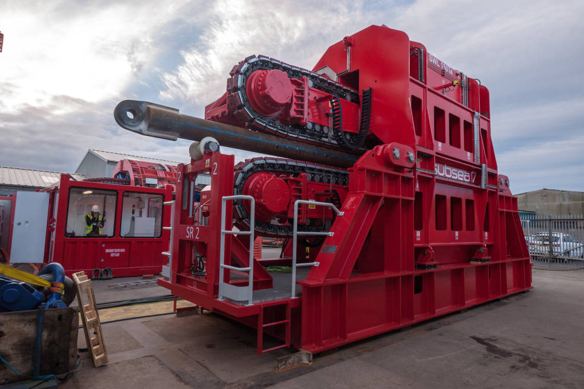 Mdl Tts2 750 Subsea7
