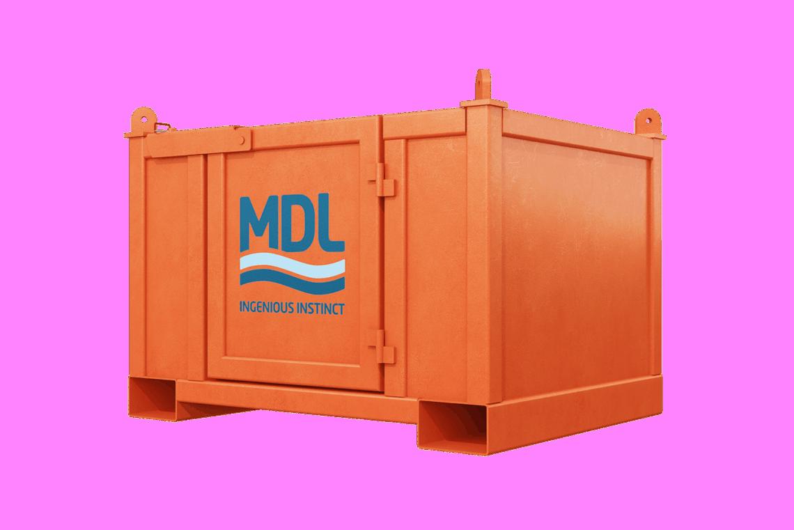 MDL Pad Basket
