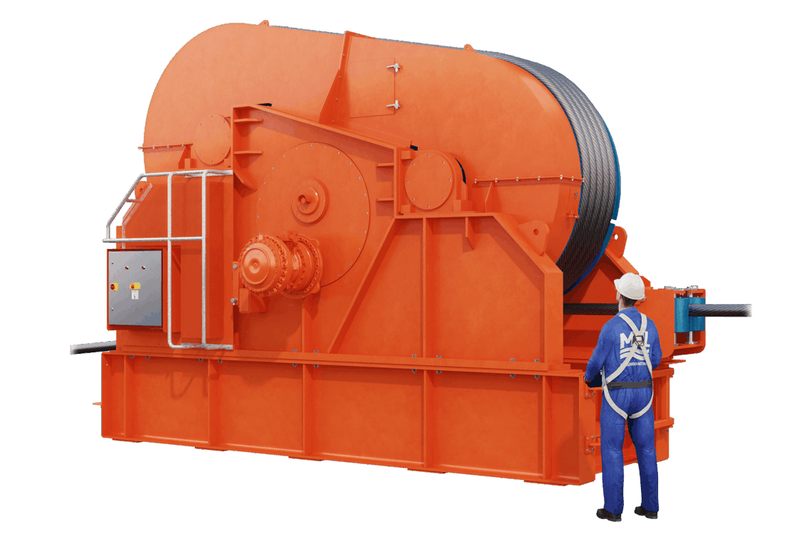 MDL Traction Unit