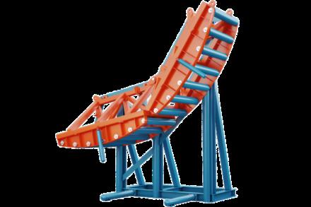 Vertical Deflector