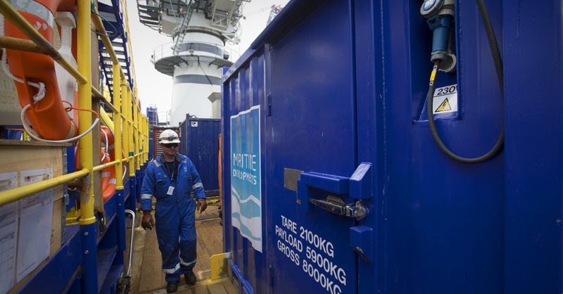 MDL Offshore Service flex lay