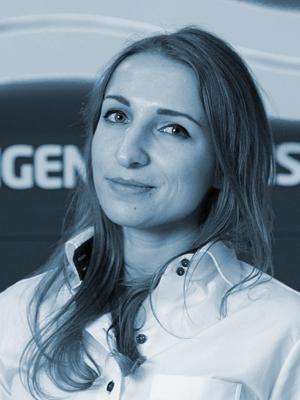 Aleksandra Jurczak Comms Manager
